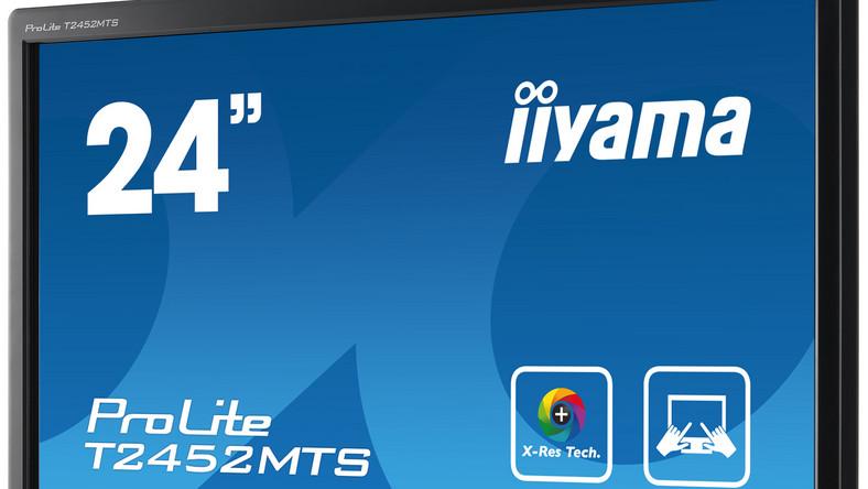 Dotykowy monitor iiyamy