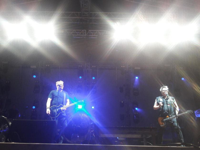The Offspring w Misńku