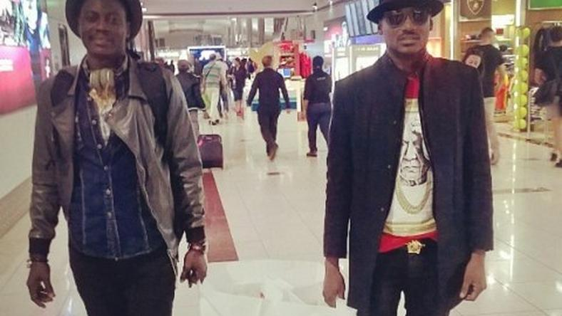Sound Sultan And 2face Idibia Share More Than Just Professional Similarities They Have The Bond
