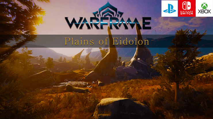 Plains of Eidolon REMASTER
