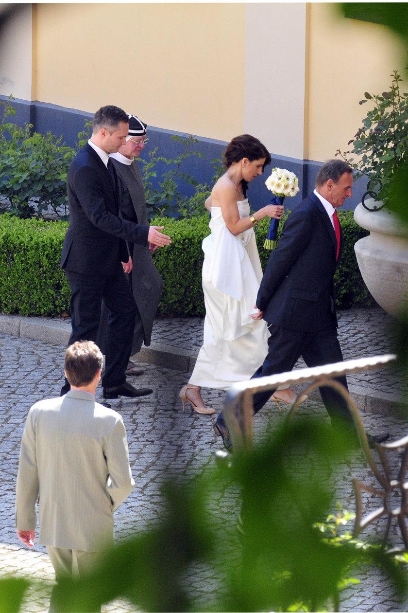 Ślub Jarosława Wałęsy