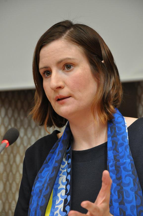 Birgita Ulson: Neprihvatljivo je da ljudi budu proganjani i maltretirani zbog svoje seksualne orijentacije ili rodnog identiteta