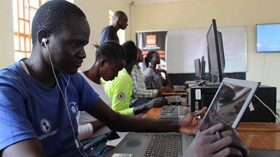 This firm grants credit to small businesses in Africa to scale online campaigns