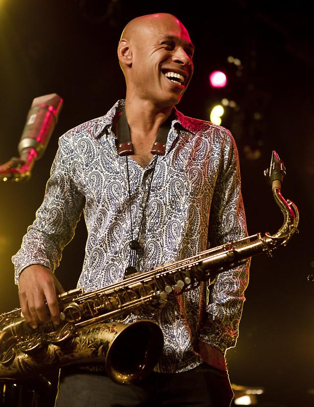 Džošua Redman, jedno od prvih imena ovogodišnjeg džez festivala