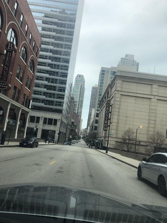 Prazne ulice