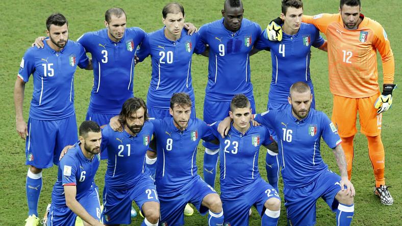 Anglia - Włochy