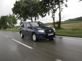Dacia Logan MCV - polonez naszych czasów