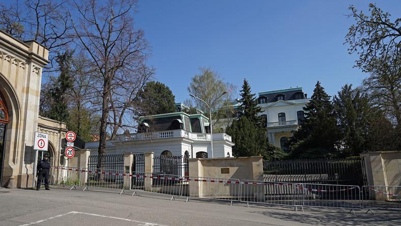 Ambasada Federacji Rosyjskiej w Pradze