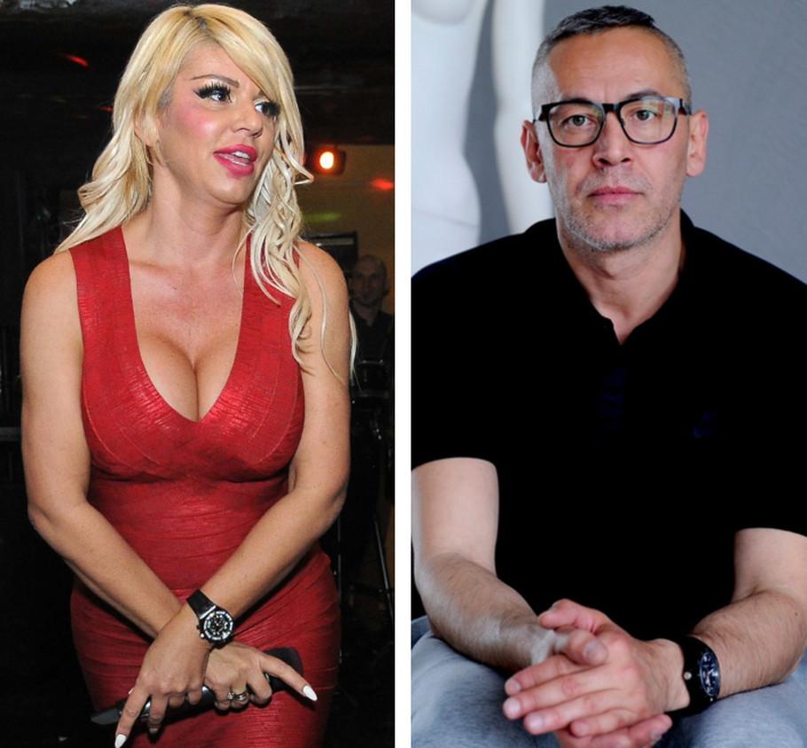 Dara Bubamara i Saša Vidić