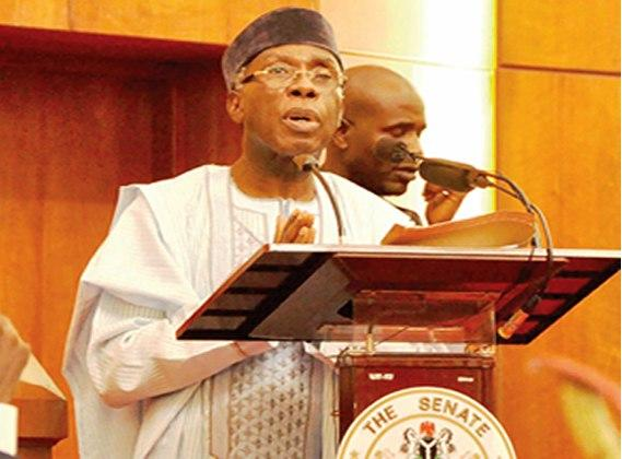 Agric Minister Ogbeh says Nigerians now order Pizza through British Airways