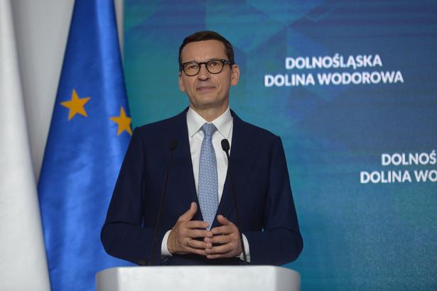 Premier Mateusz Morawiecki na Forum Ekonomicznym 2021