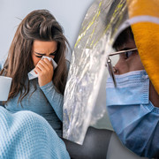 korona i grip RAS Shutterstock epa jerome favre