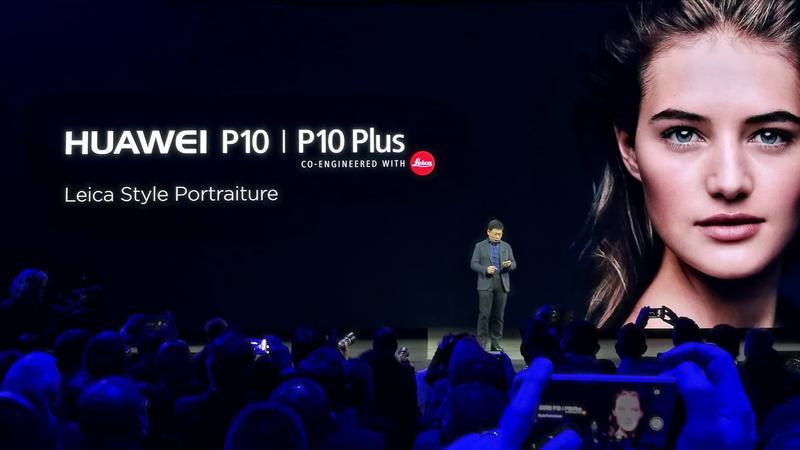 Huawei P10 i Huawei P10 Plus zaprezentowane
