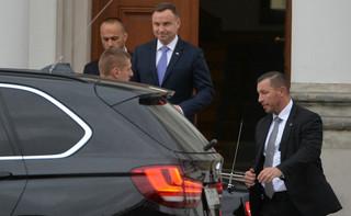 Łapiński: Prezydent analizuje poprawki PiS do ustaw o SN i KRS