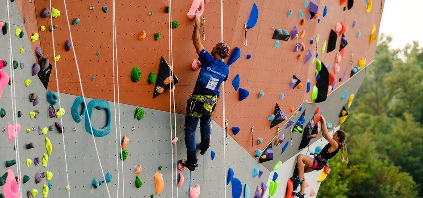 Wspinaj się na Rozbarku. Otwarto unikatowe centrum sportów w Bytomiu