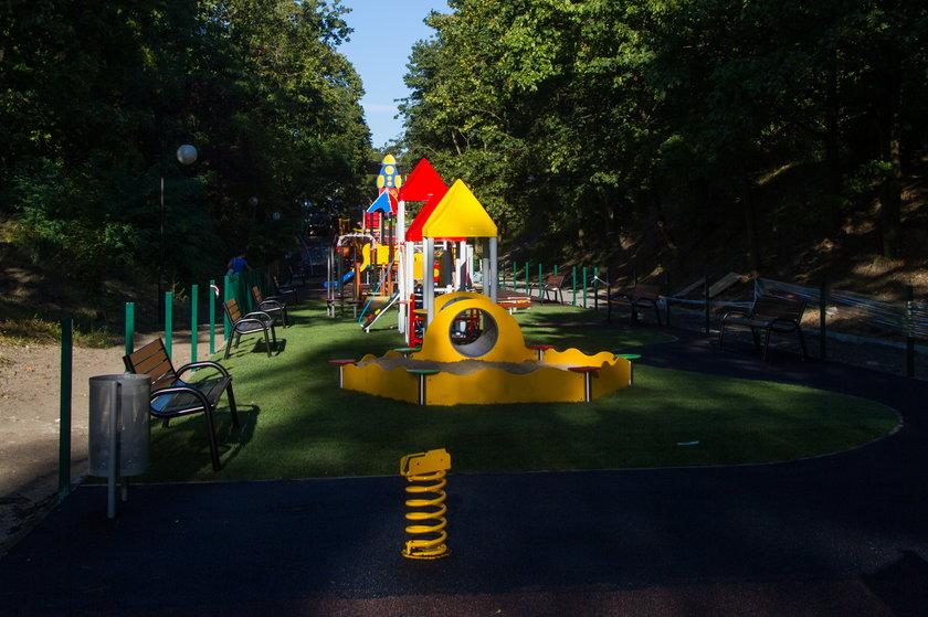 Na poznańskiej Cytadeli powstał wielki plac zabaw