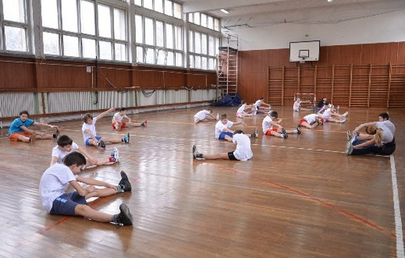 Čas fizičkog u osnovnoj školi