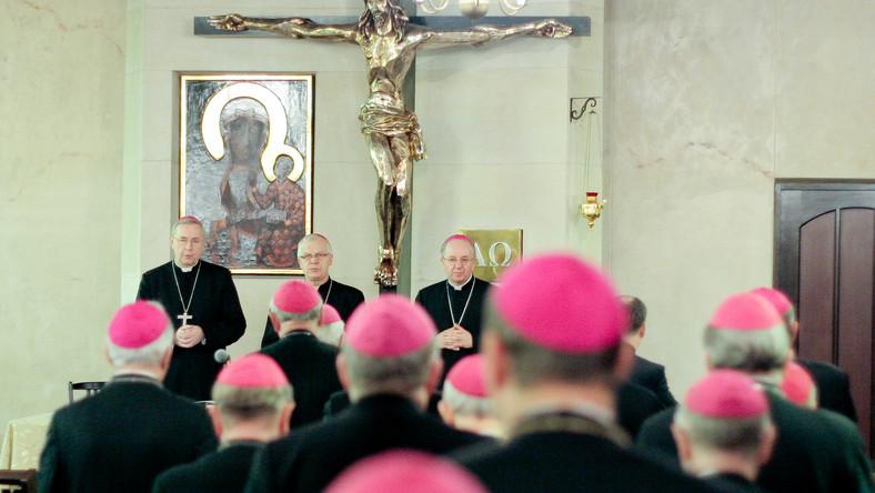 Obrady Episkopatu na Jasnej Górze. Zdjęcie z 2009 roku