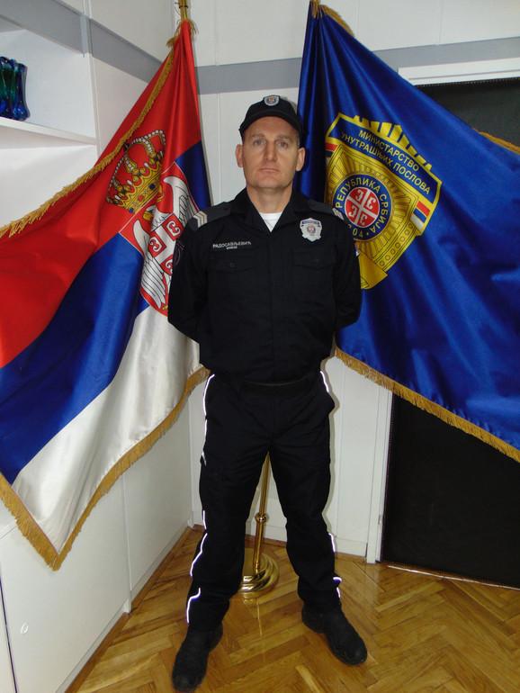 Policajac Slađan Radosavljević uhapsio Malčanskog berberina