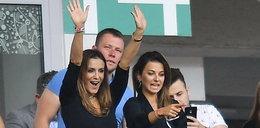 Ukochane piłkarzy i znani kibice trzymali kciuki za Polaków