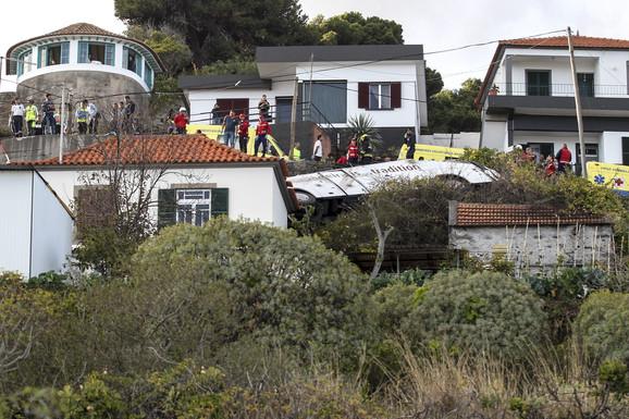 Stravična nesreća na portugalskom ostrvu, prevrnuo se autobus, 28 mrtvih