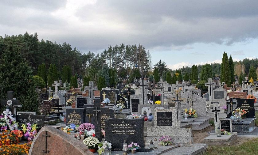 Białystok. Jak dojechać na cmentarze