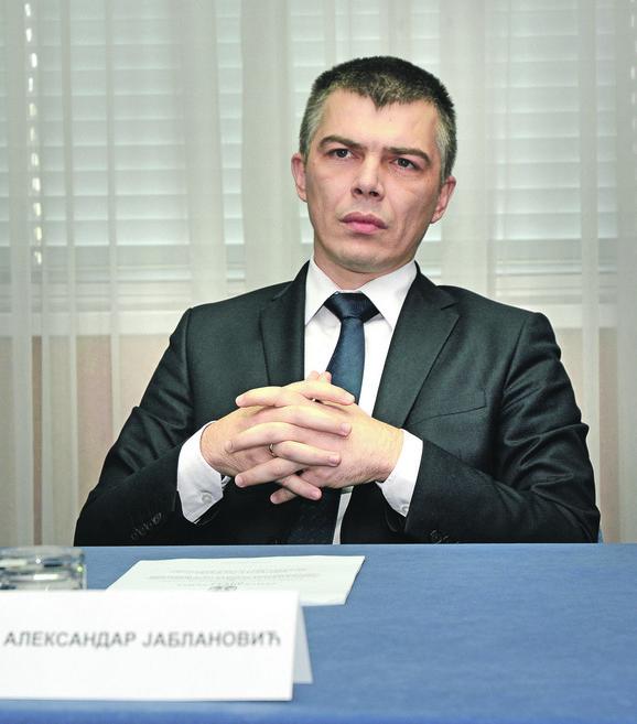Na Kosovu se tereti za nelegalnu preprodaju robe: Aleksandar Jablanović, državni sekretar