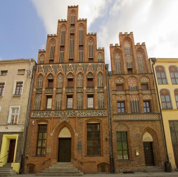 Toruń - Dom Kopernika