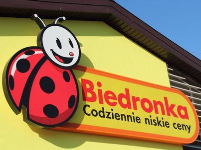 Biedronka chwali się, że większość jej produktów pochodzi od polskich dostawców