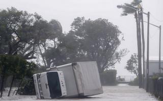 Irma dotarła nad Florydę: Pierwsze ofiary śmiertelne, milion osób bez prądu