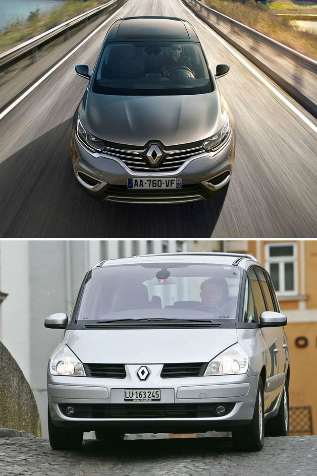 Nowy Renault Espace na 30-lecie