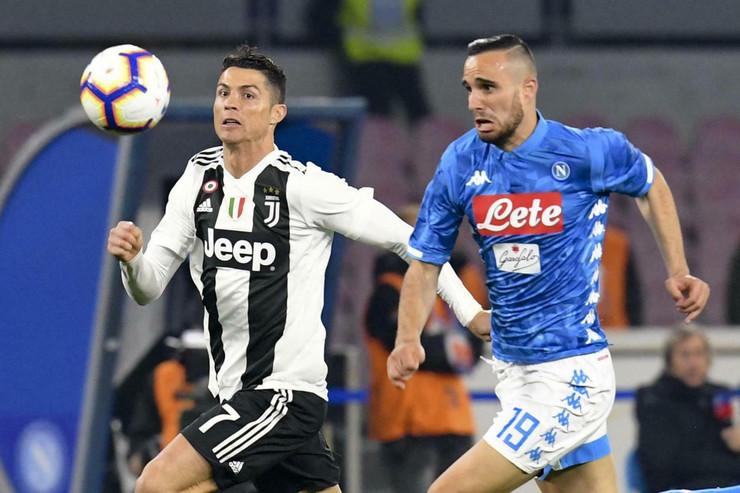 FK Napoli, FK Juventus