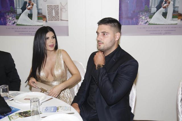 Beč, Oskar popularnosti, Ljuba Perućica, Katarina Kolozeus