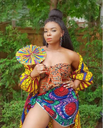 Yemi Alade's hit song 'Johnny' is the second most watched video of any Nigerian singer [Instagram/YemiAlade]