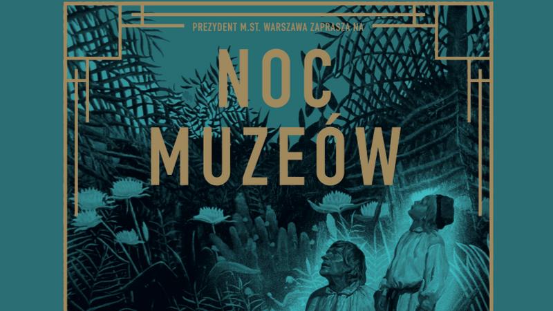 Noc Muzeuów Warszawa. Urząd m.st. Warszawy