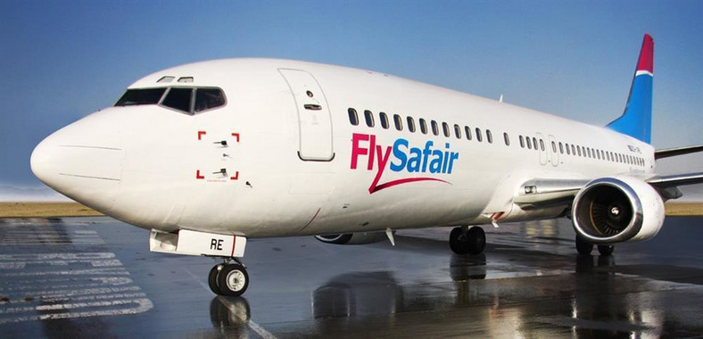 SafAir. (FLY Airlines)