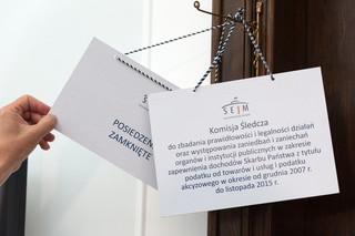 Komisja śledcza ds. VAT. Trzynastu mądrych ludzi wesprze posłów w dochodzeniu