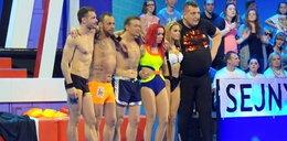 Ćwierćfinał Celebrity Splash! Tak skakali do wody