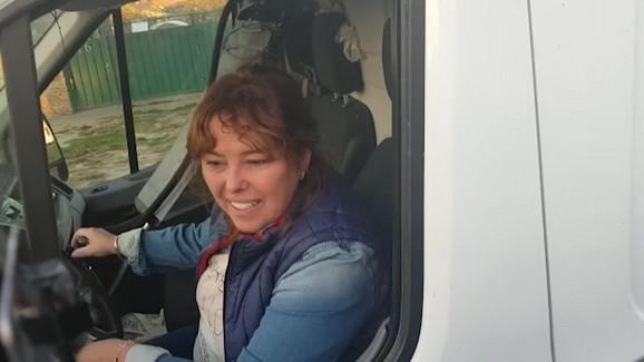 Bogdanina majka Danijela Rodić
