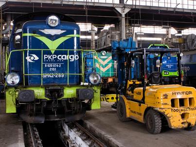 PKP Cargo chce wjechać do Chin