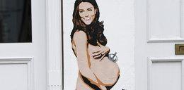 Naga Kate Middleton w ciąży!