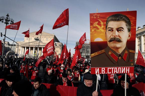 SSSR NOSTALGIJA Podrška Staljinu u Rusiji na REKORDNOM NIVOU