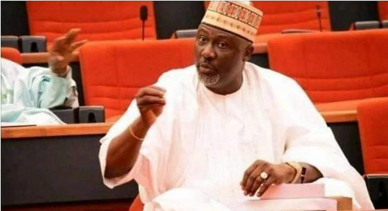 Senator Dino Melaye (TheCable)
