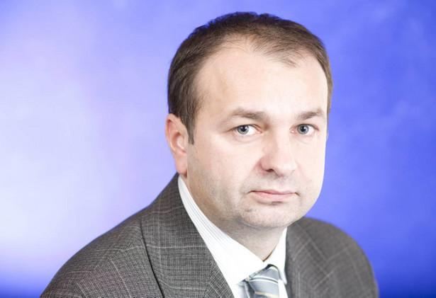 Bogdan Świąder kierownik działu podatki