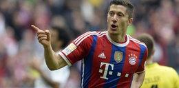 Lewandowski jednym z najgorszych w Bayernie Monachium!