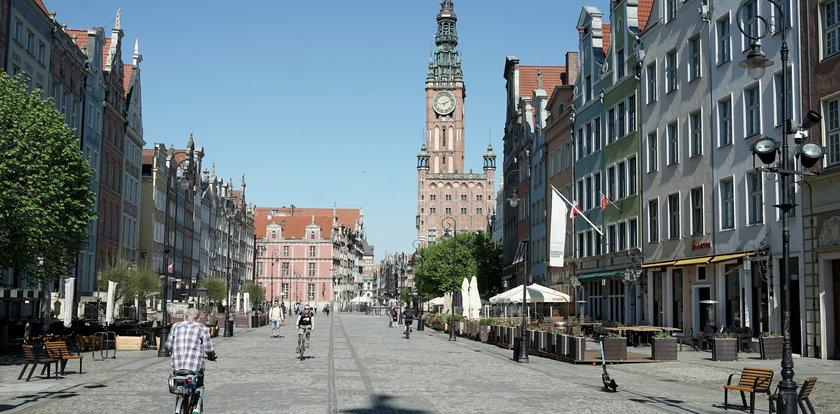 Zmiany w historycznej części Gdańska! Za rok Długi Targ będzie miał nową kostkę