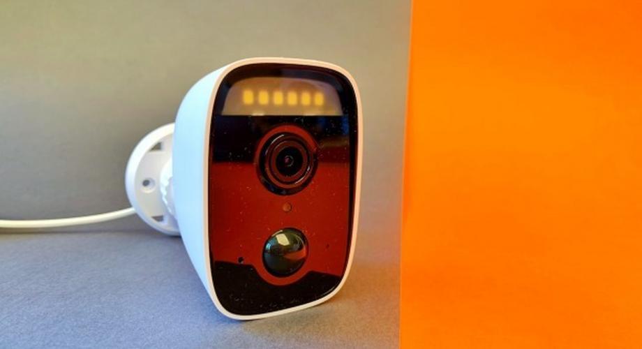 D-Link Outdoor-Cam im Test: Mit Sirene & kostenloser Cloud