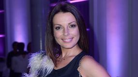 Katarzyna Glinka w oryginalnych spodniach na pokazie mody. Hit czy wpadka?