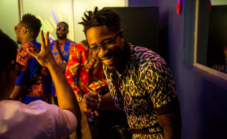 Ike is one of the strong contender for the N60 million grand prize of the BBNaija Pepper Dem. [Africa Magic/BBNaija]