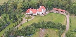 Ten pałac to dom Czesława Langa!